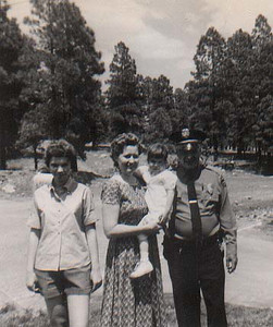dick officer with susan mary janet