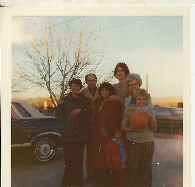 Janet, Tom, Gale Bud, Susan Clint raymie