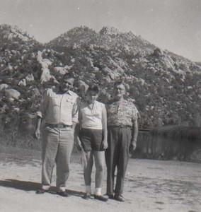dick susan willard with granite rocks background