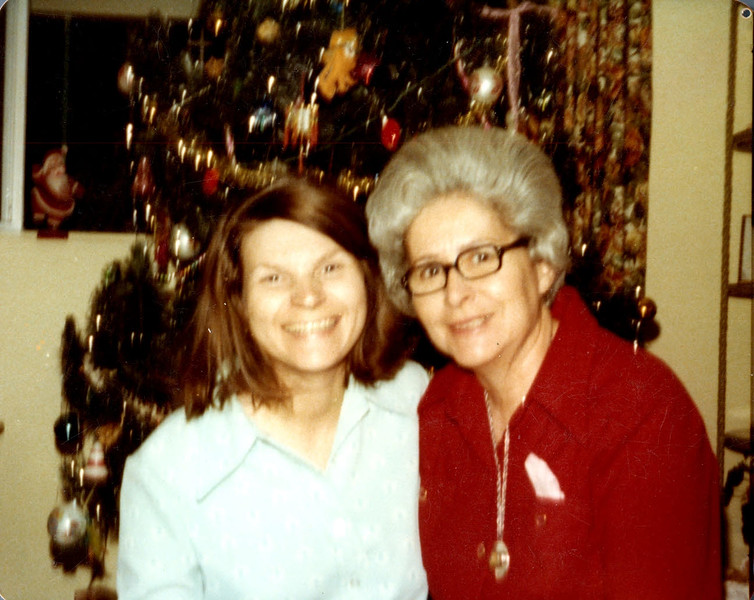Susan and Mary