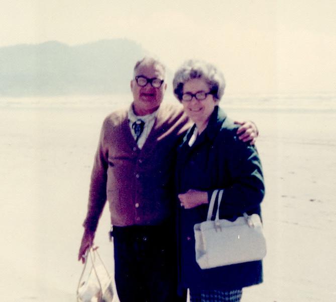 Richard and Mary McIntire