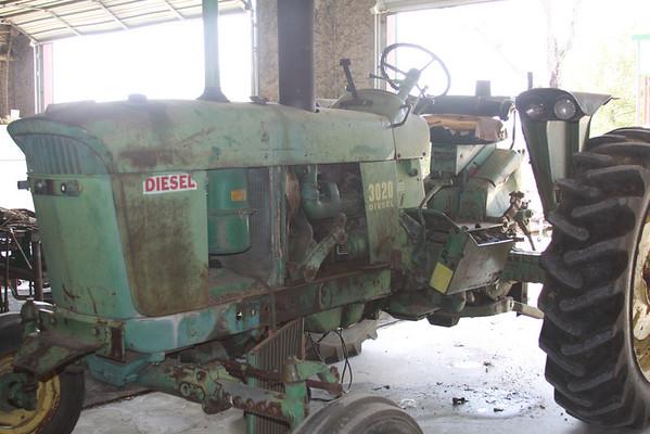 Grandpa Tractor