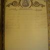 My grandmother, Mary Ann Larsen, born November 16, 1875.  Family Bible.