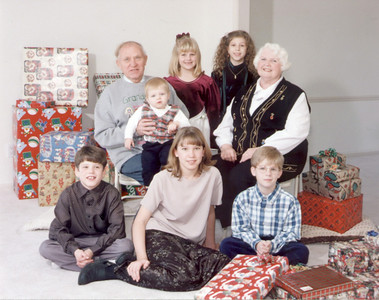 Grandchildren and Grandparents - 2