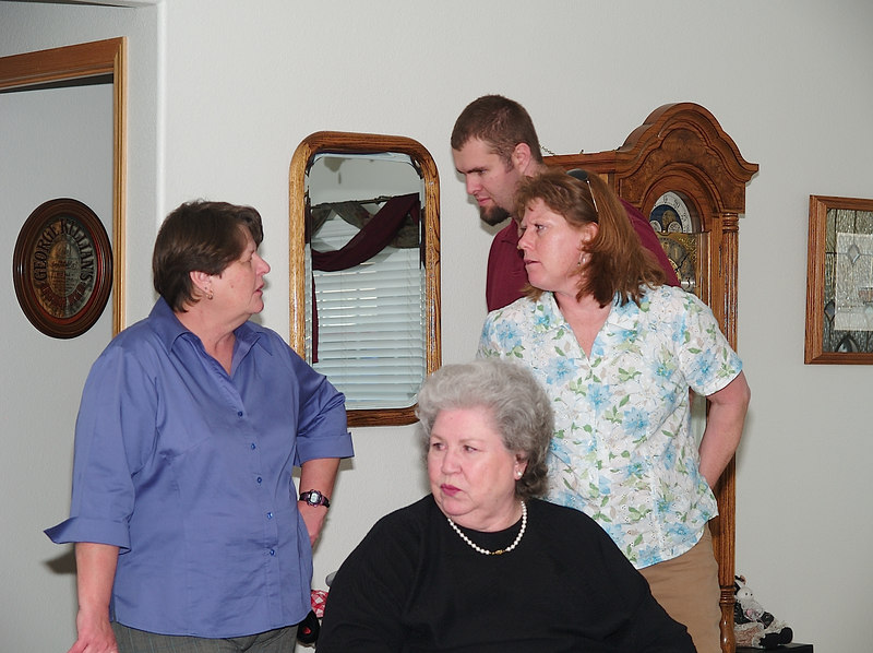 Cheryl, Helen, Shawna, and Tony talk about what is new.