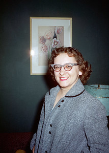 1958 Aunt Janet