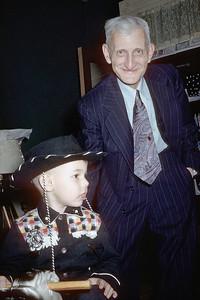 1957 Allen Wentzel & Dad's Uncle Irvin