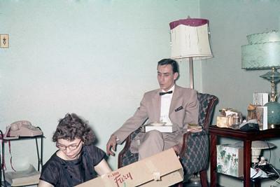 1960 Aunt Joyce & Uncle Al