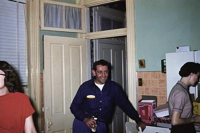 1957 Uncle Robert, & Aunt Eileen
