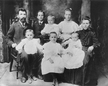 Is this the Grandpa and Grandma Brester family?