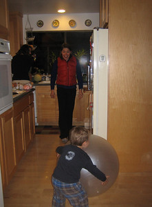 Friday January 11, dinner at  Lisa's home