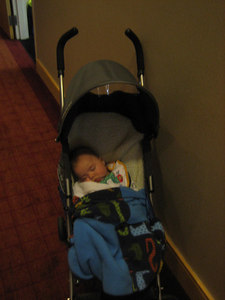 Then Mateo sleeps...