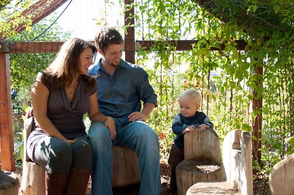 Granger Family Fall 2011
