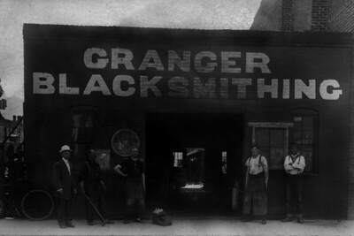 Granger Blacksmithing?  Our business is name is a tribute to my hard working Grandfathers who were all in the blacksmithing business since coming to America.    Granger Blacksmithing was founded in the mid 1800's in Bransford Township, Pennsylvania.   My Great Grandfather operated the blacksmithing business until the late '60s here in Artesia.   Although I don't use a hammer and anvil to create, the creative and curious mind of my grandfathers is in my blood.    My curiosity as an artist has led to opportunities beyond athletics in the last few years.  The same hammer and anvil used in my sports photography work quite well creating integrated digital content for websites and social media marketing campaigns.    To learn more about our services, please call me anytime at (714) 867-7495.   Thanks again for visiting.    Robert (Bert) Granger