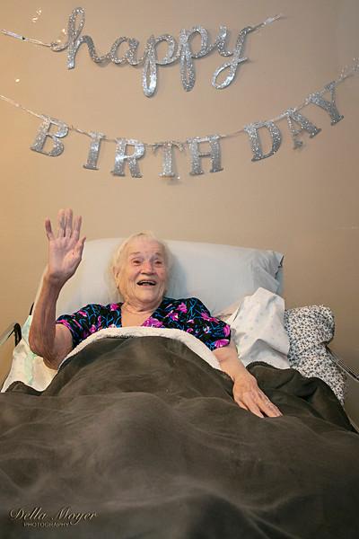 Granny 100th Birthday 2019