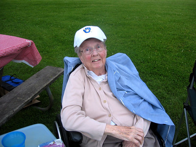 Granny's 91st Birthday