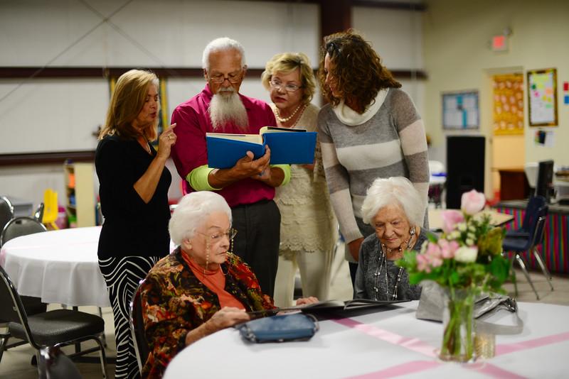 Gran's 90th Birthday