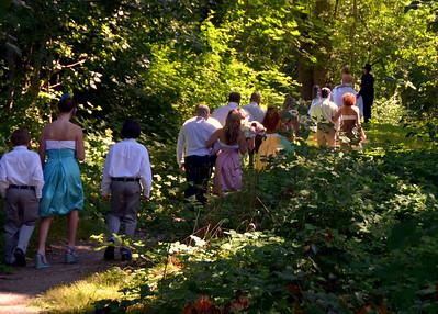 Grant & Jeni's Wedding - August 2012