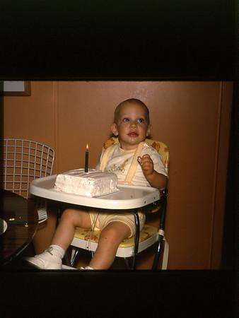 1968 David 1 year old
