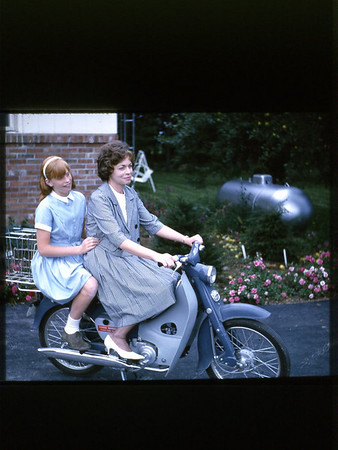 1965 on Honda50