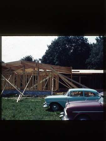 1961 624 Campbell Hill Rd. under construction
