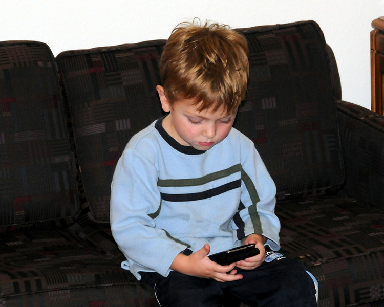 Magic iTouch creates instant quiet