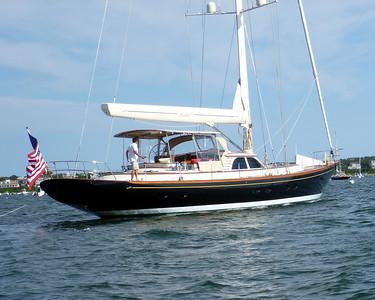 John Kerry's boat Isabel.