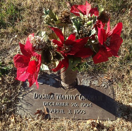 Grave Markers: December, 2013