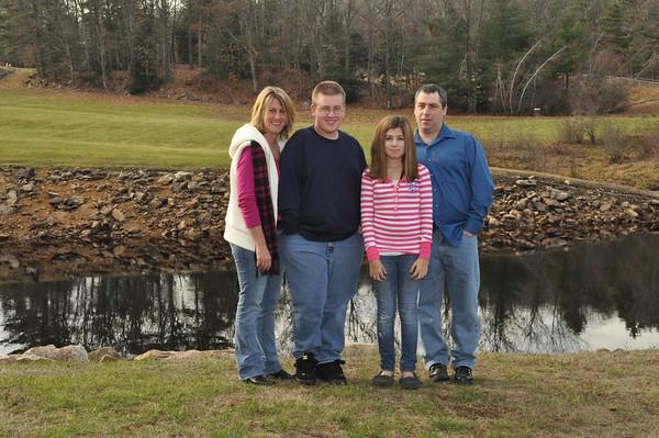 Graves Family 2011