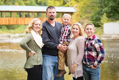 Graves Family 2016
