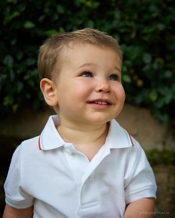 Grayson First Birthday