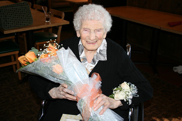 Great Auntie Annie Turns 100!