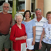 We celebrated Ann's 85th birthday at Bruce and Mary's home in Cape Coral, FL
