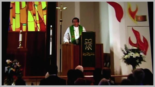 VIDEO:  The Sermon - Bernice Stave