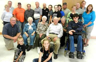 Reunion-Dohrmann/Martens Families