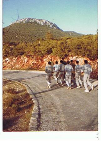 Greece 1982 - 1985