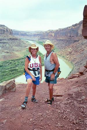 Green River Canoe Trip 2003