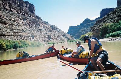 Green River Canoe Trip 2004