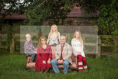 Greene Family 2015