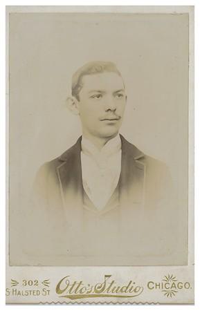 Adolf Abraham Weiss (Abe)
