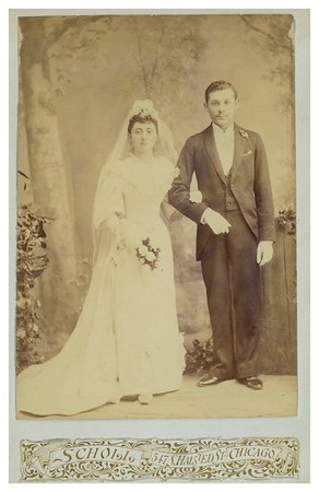 Joe and Fanny Weiss
