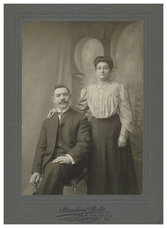Jenny and Abe Weiss