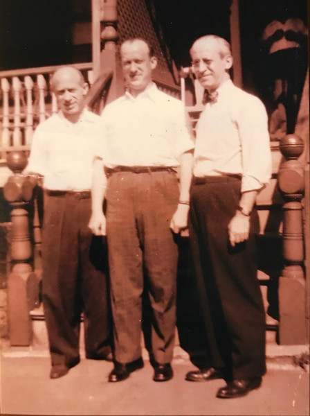 Harold, Murry and Herbert Greenfield