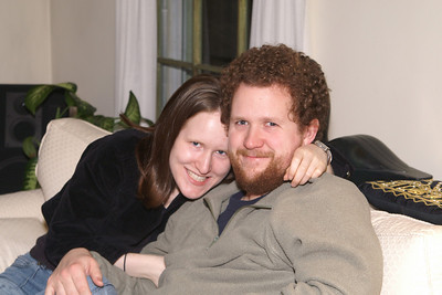 Catherine (from Grand Rapids, MI) & Greg (my nephew)