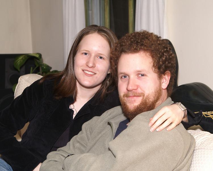 Catherine & Greg (my nephew)