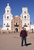 At Mission San Xavier del Bac
