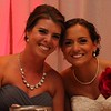 Amy and Maid of Honor Leslie Stern