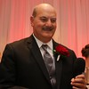 Father of the Bride, Denny, giving a toast