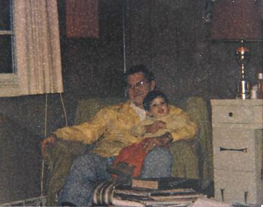 Grandpa Scott and Greg 1981