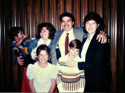 At the Banning Ward 1988.